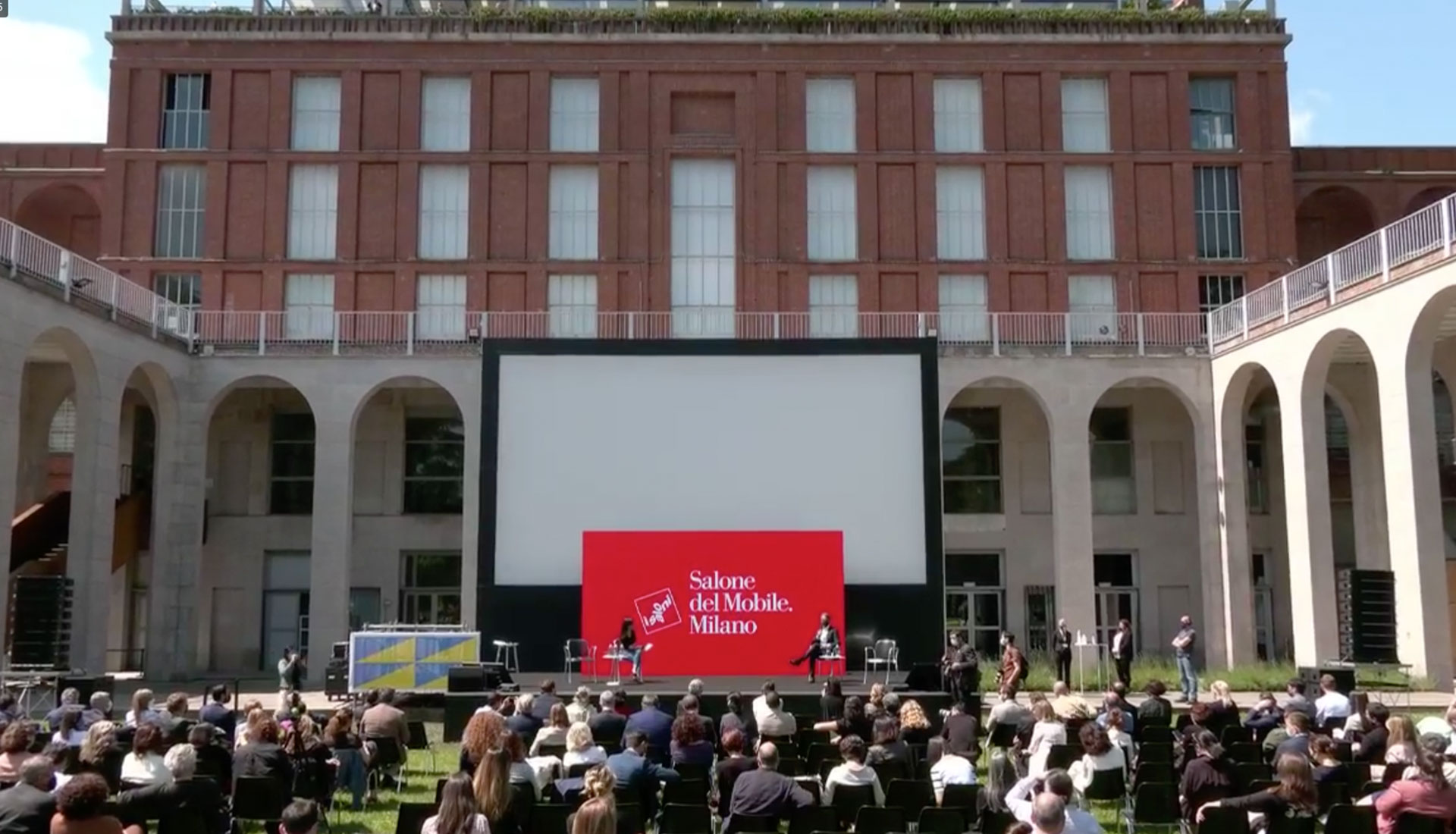Salone del Mobile 2021 фото