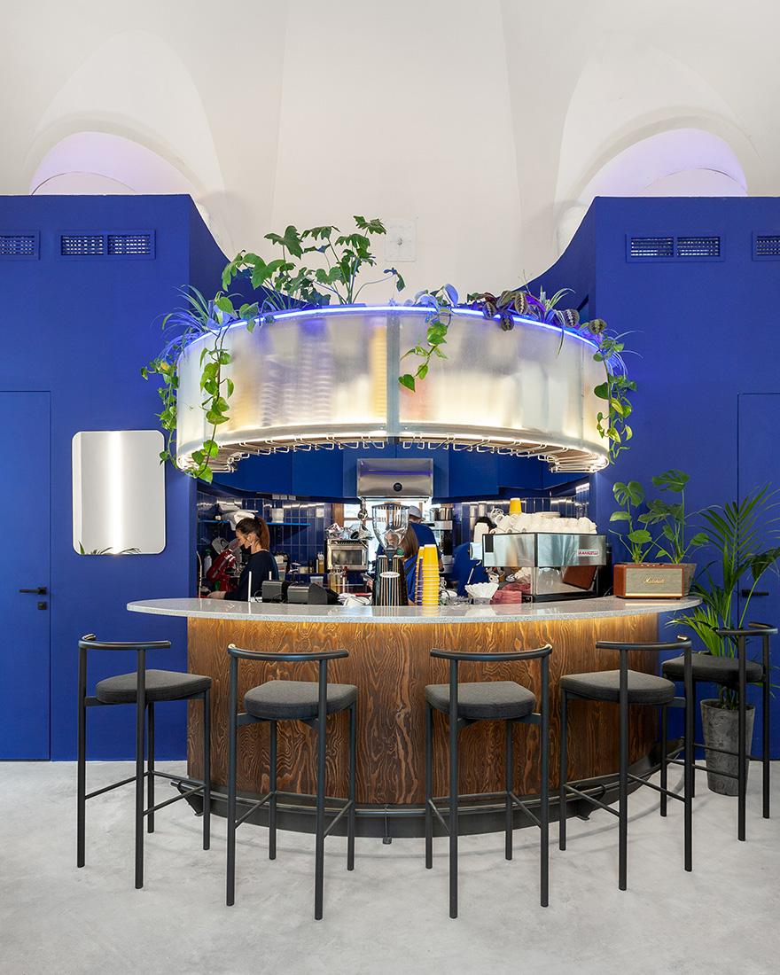 Кофейня Mates в Москве фото