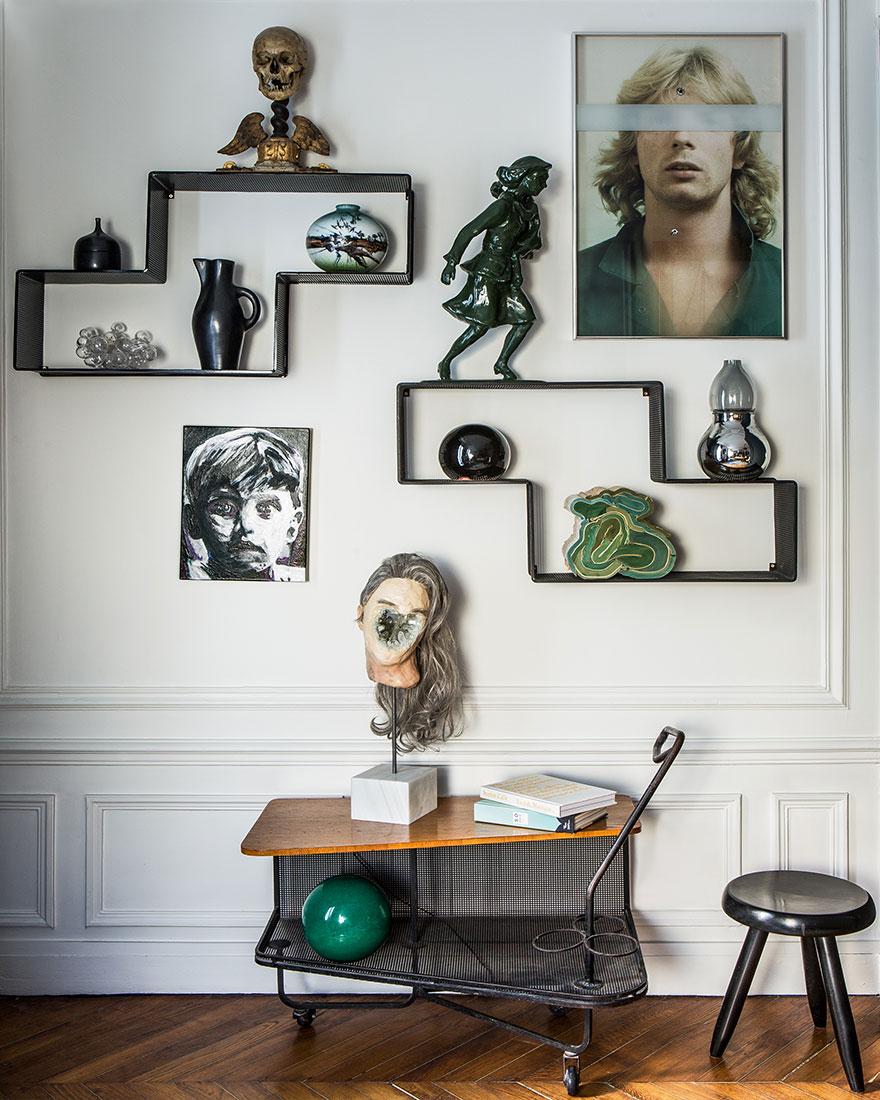 Квартира дизайнера фото