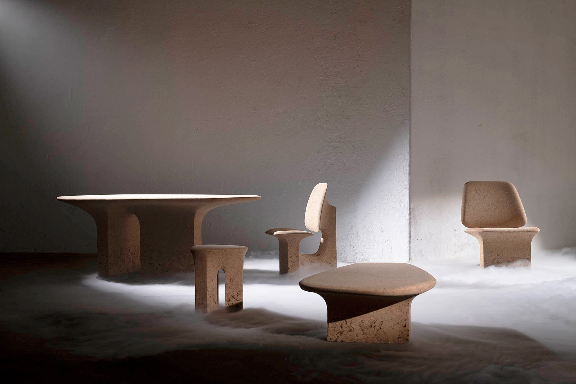 Ноэ Дюшофур-Лоранс мебель фото