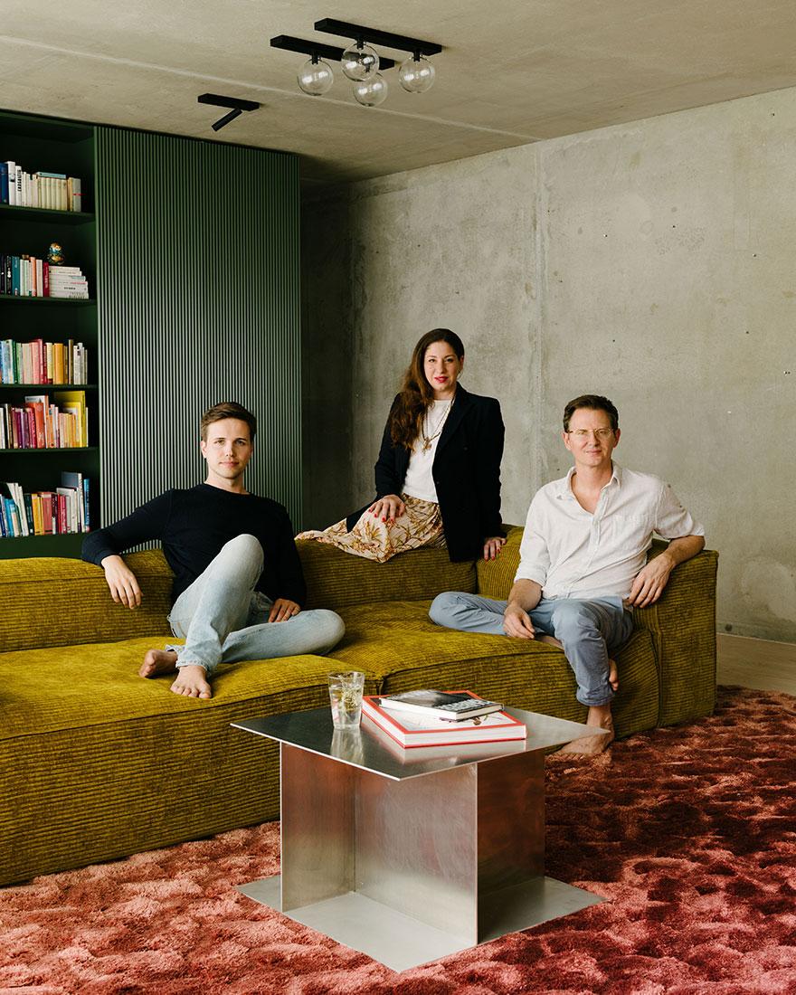 Ester Bruzkus Architekten фото