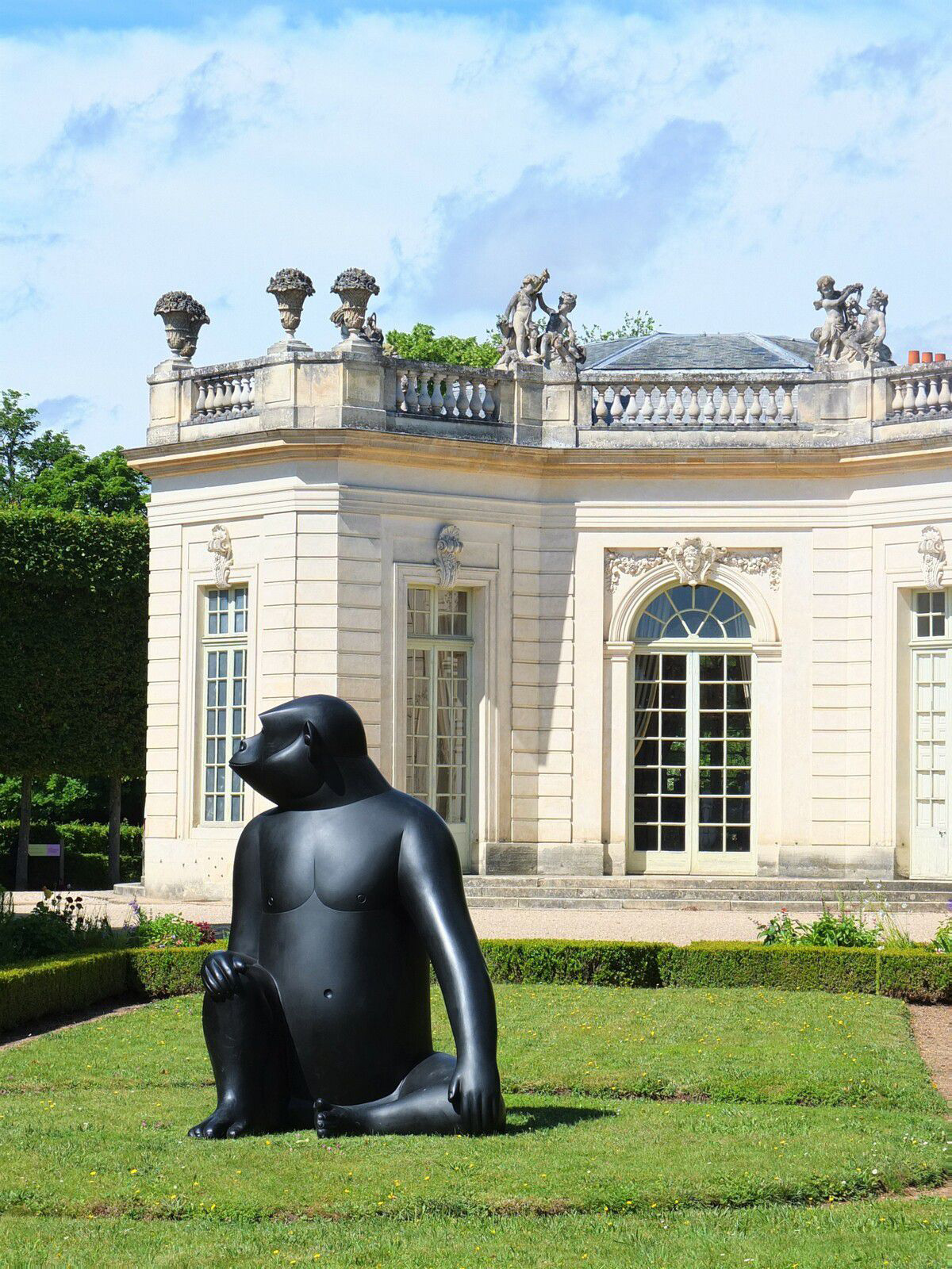 Клод и Франсуа-Ксавье Лаланн скульптуры фото