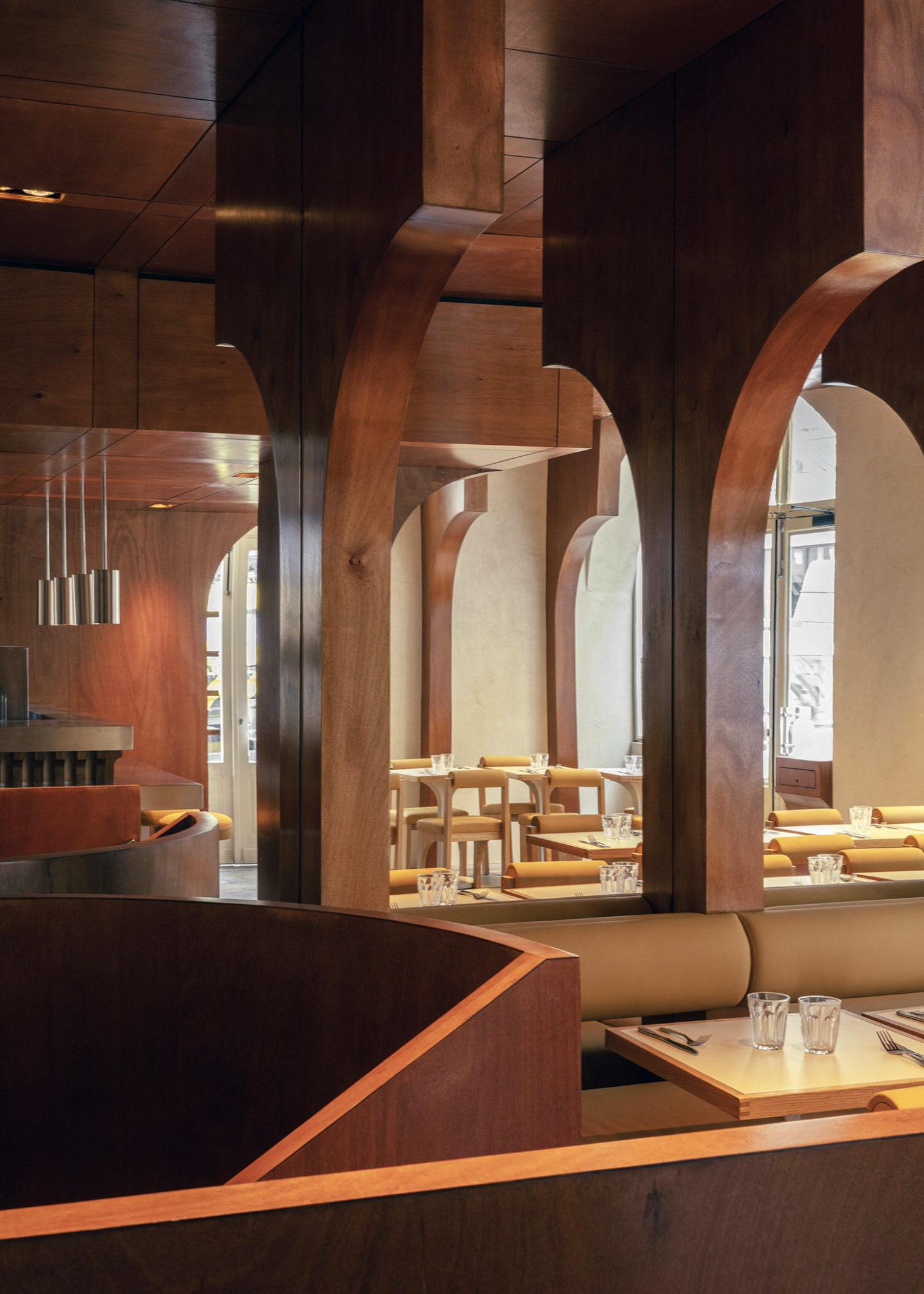 бургерная PNY в Париже фото