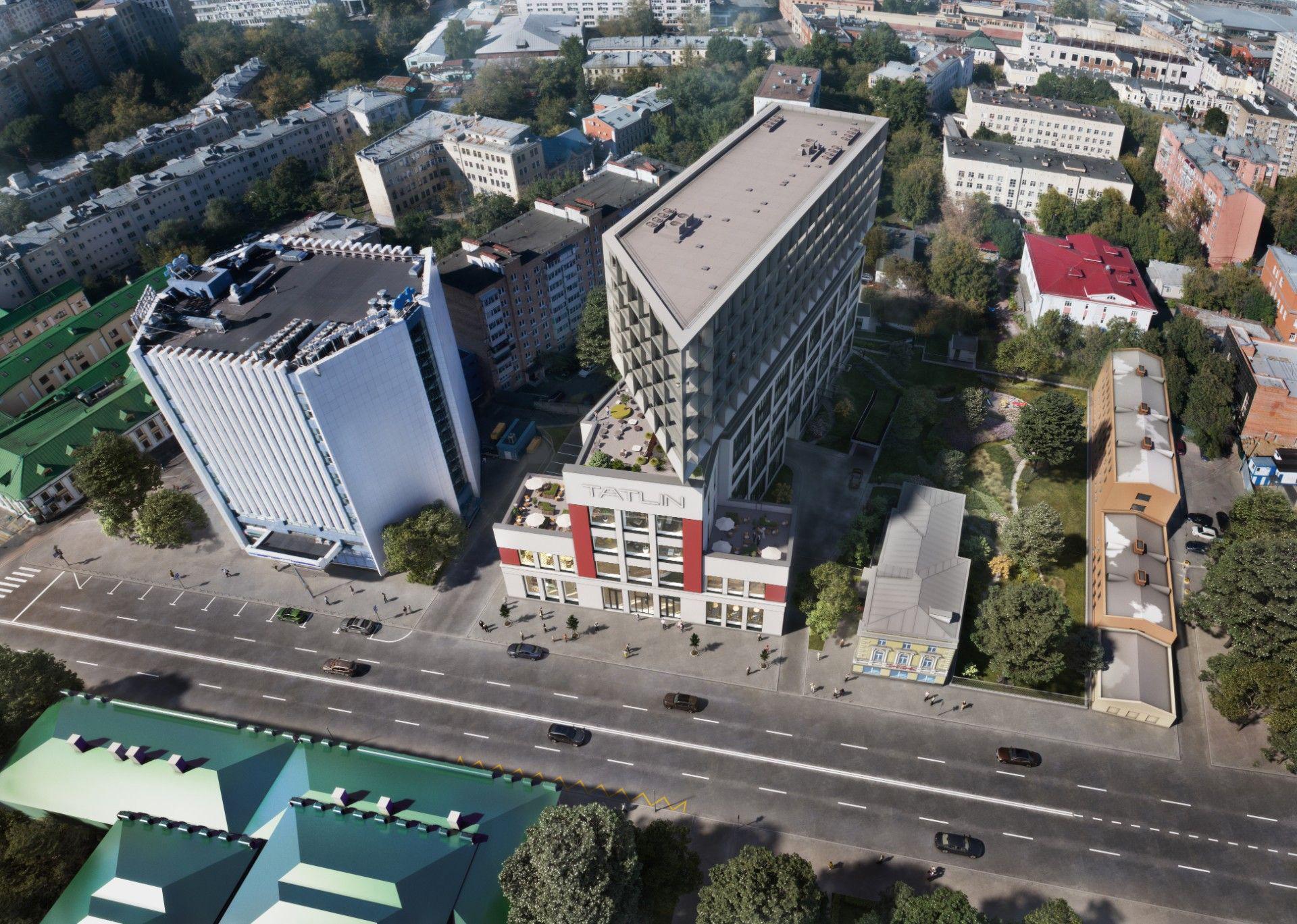 Tatlin Apartments фото