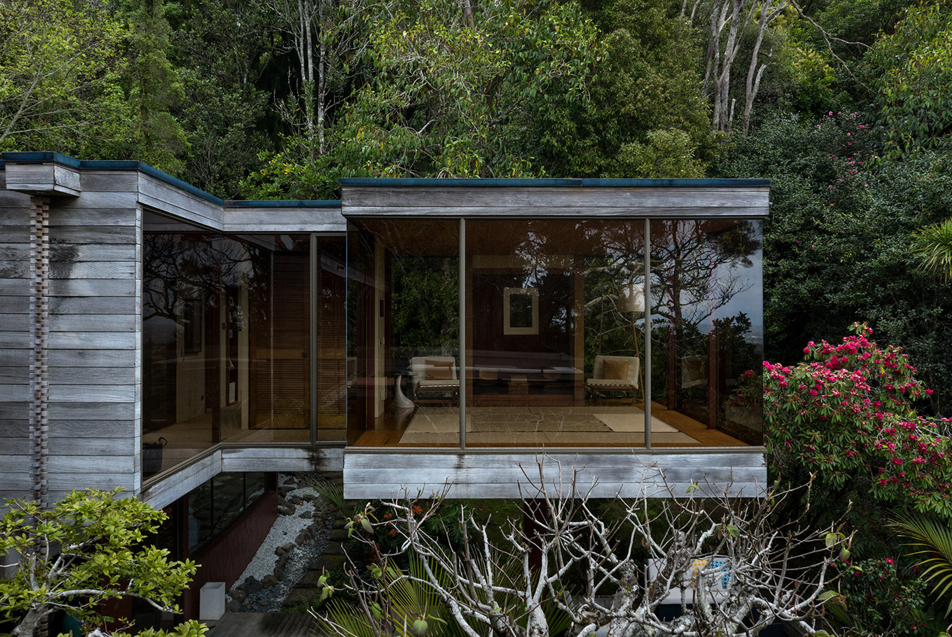 Рон Санг архитектор фото