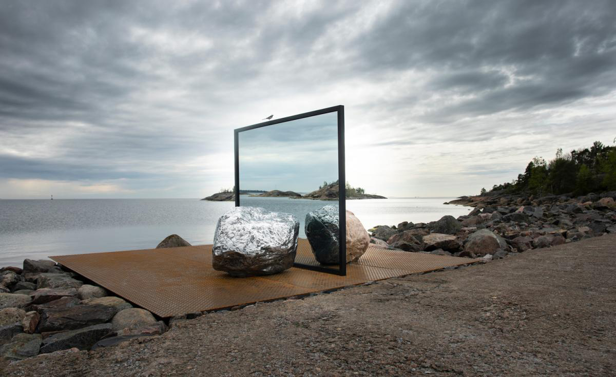 арт-биеннале в Хельсинки фото