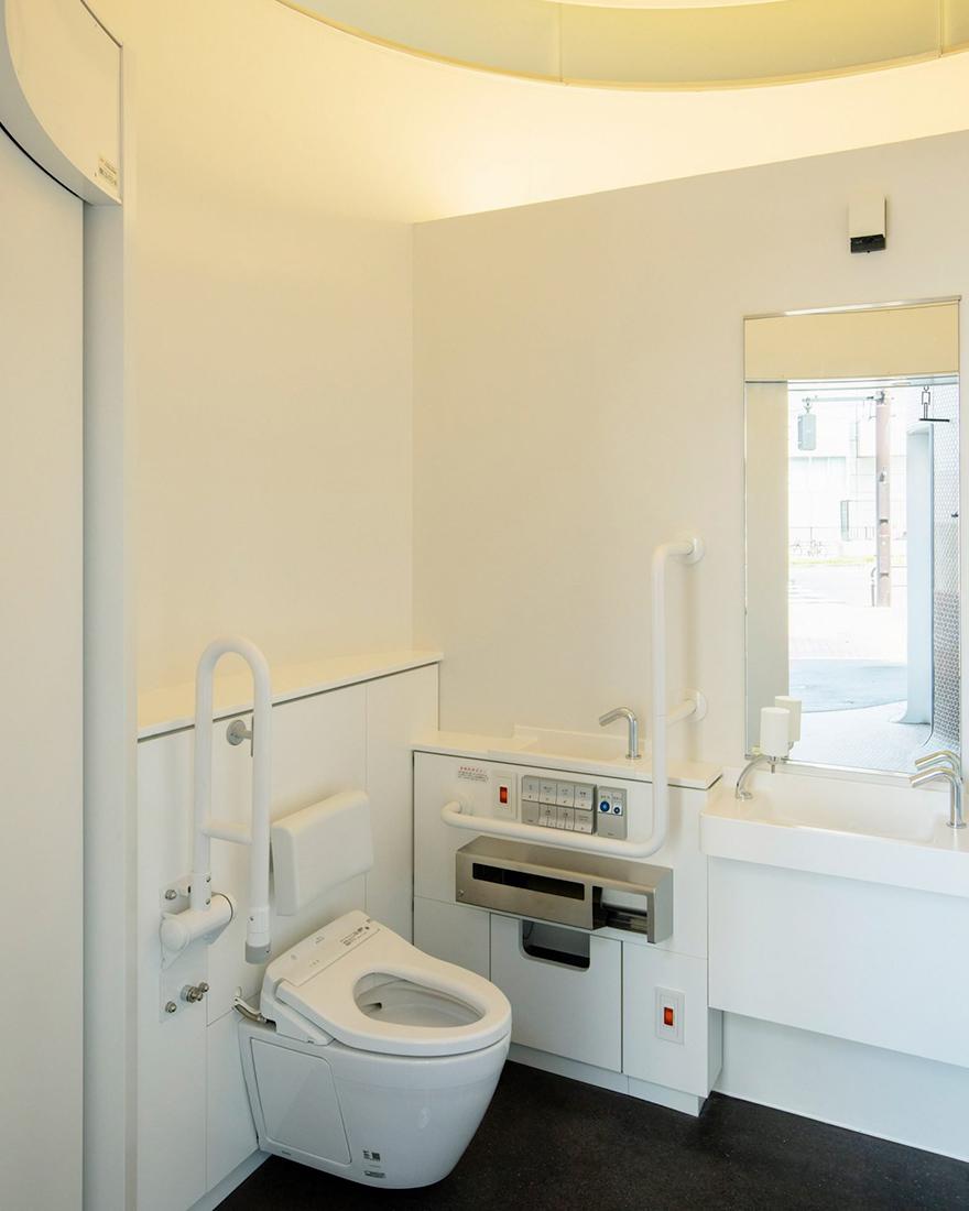 Японские туалеты фото