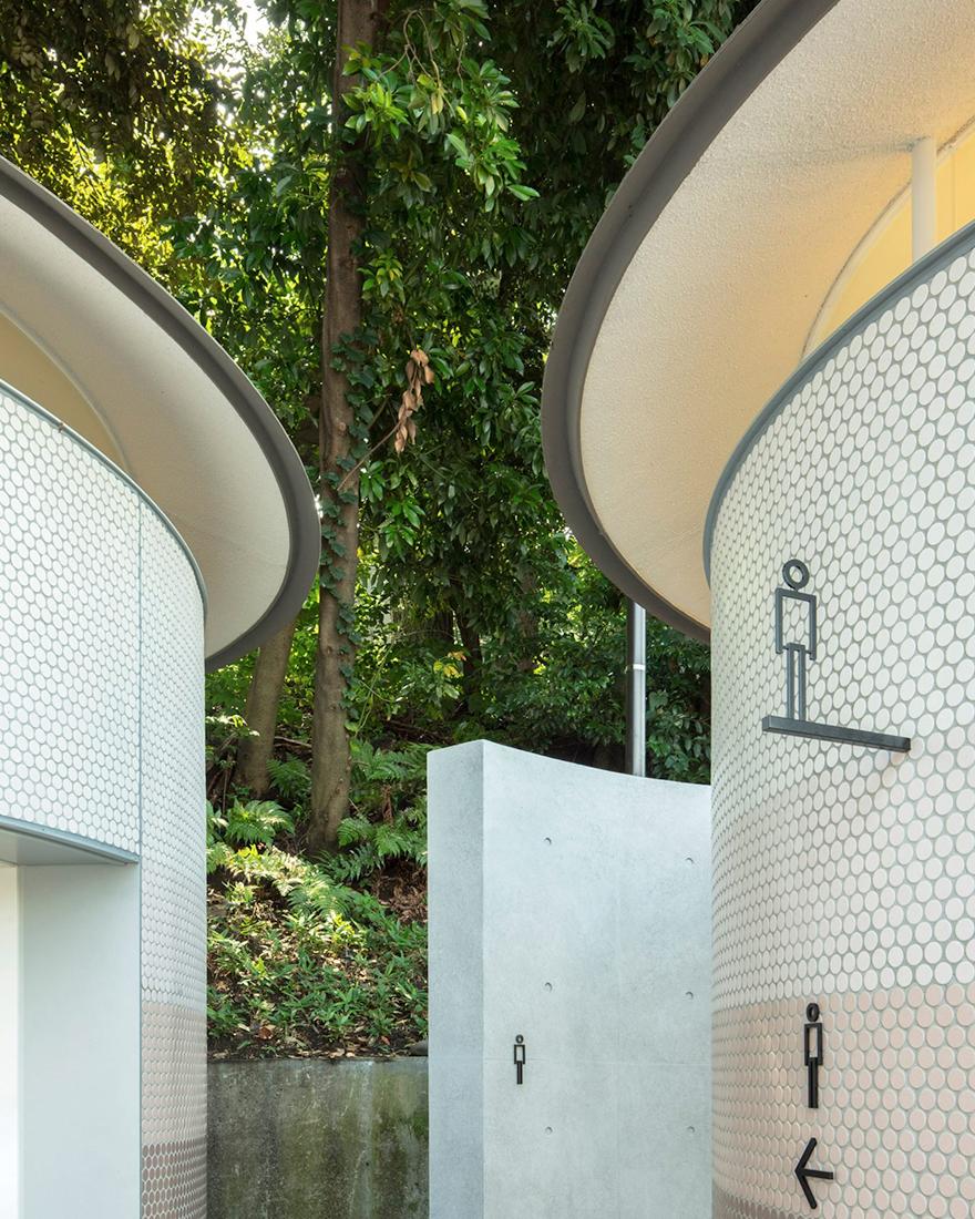 Туалеты в Японии фото