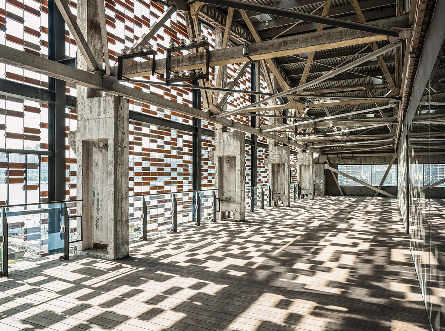 Кенго Кума архитектура фото