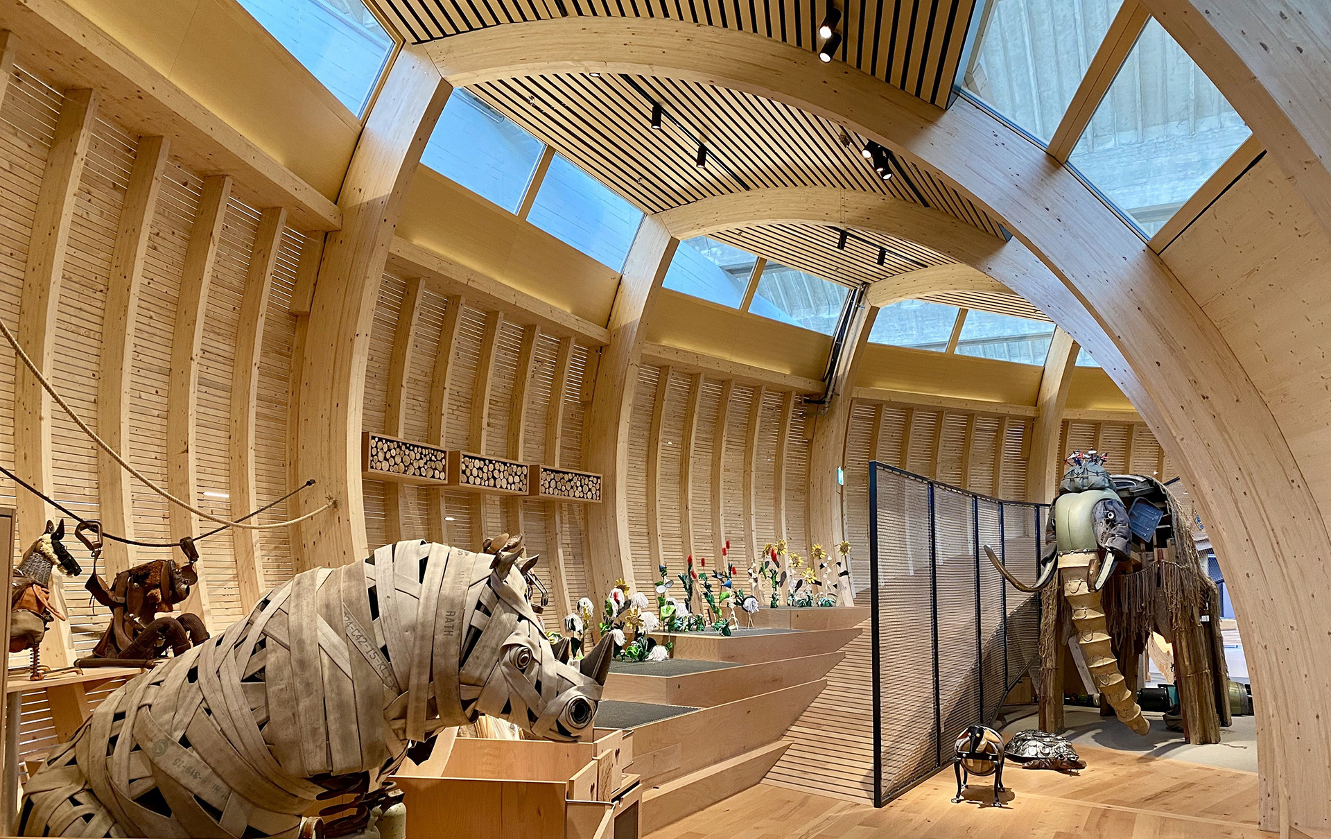 детский музей в Берлине фото
