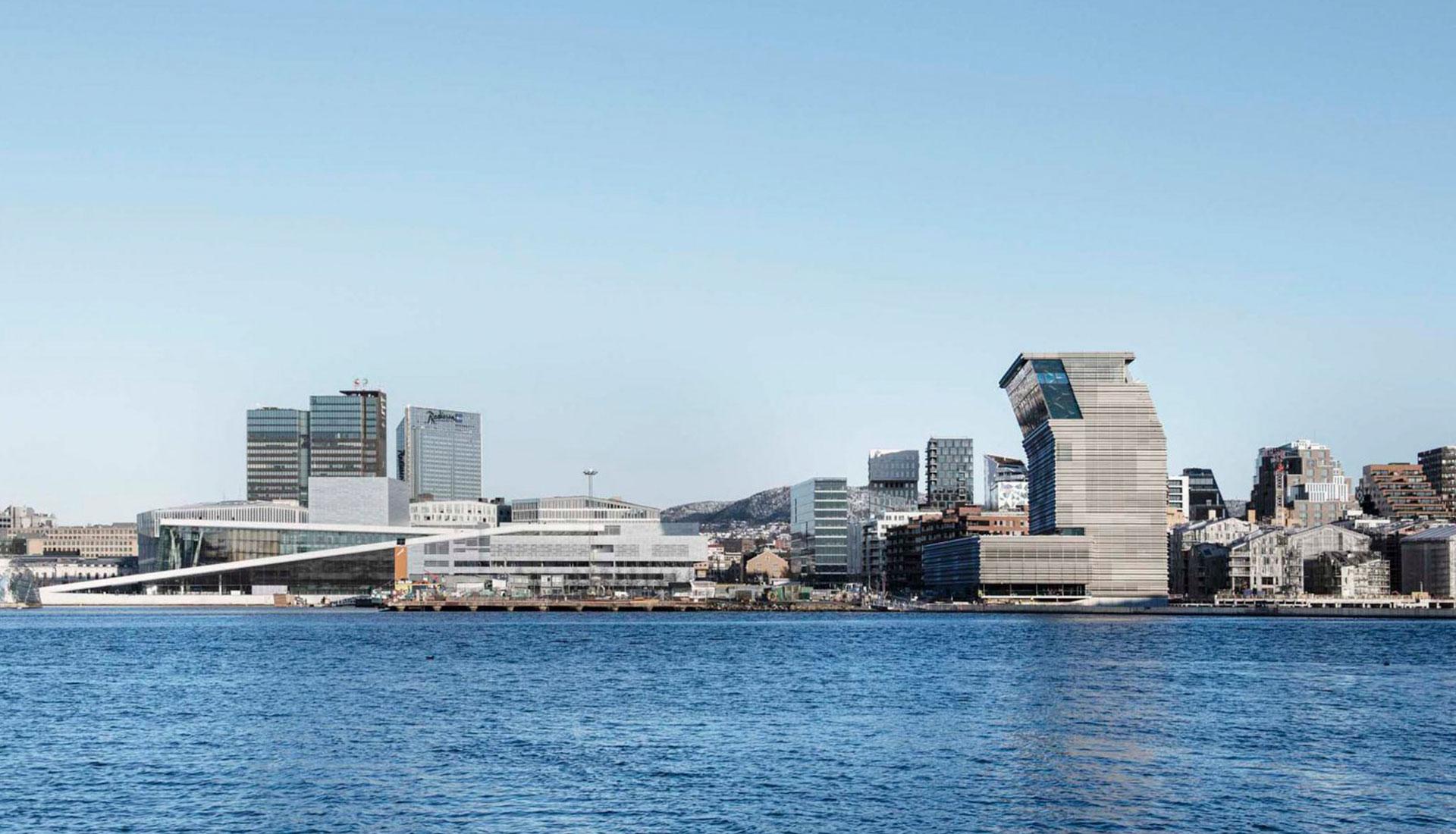 музей Мунка в Осло