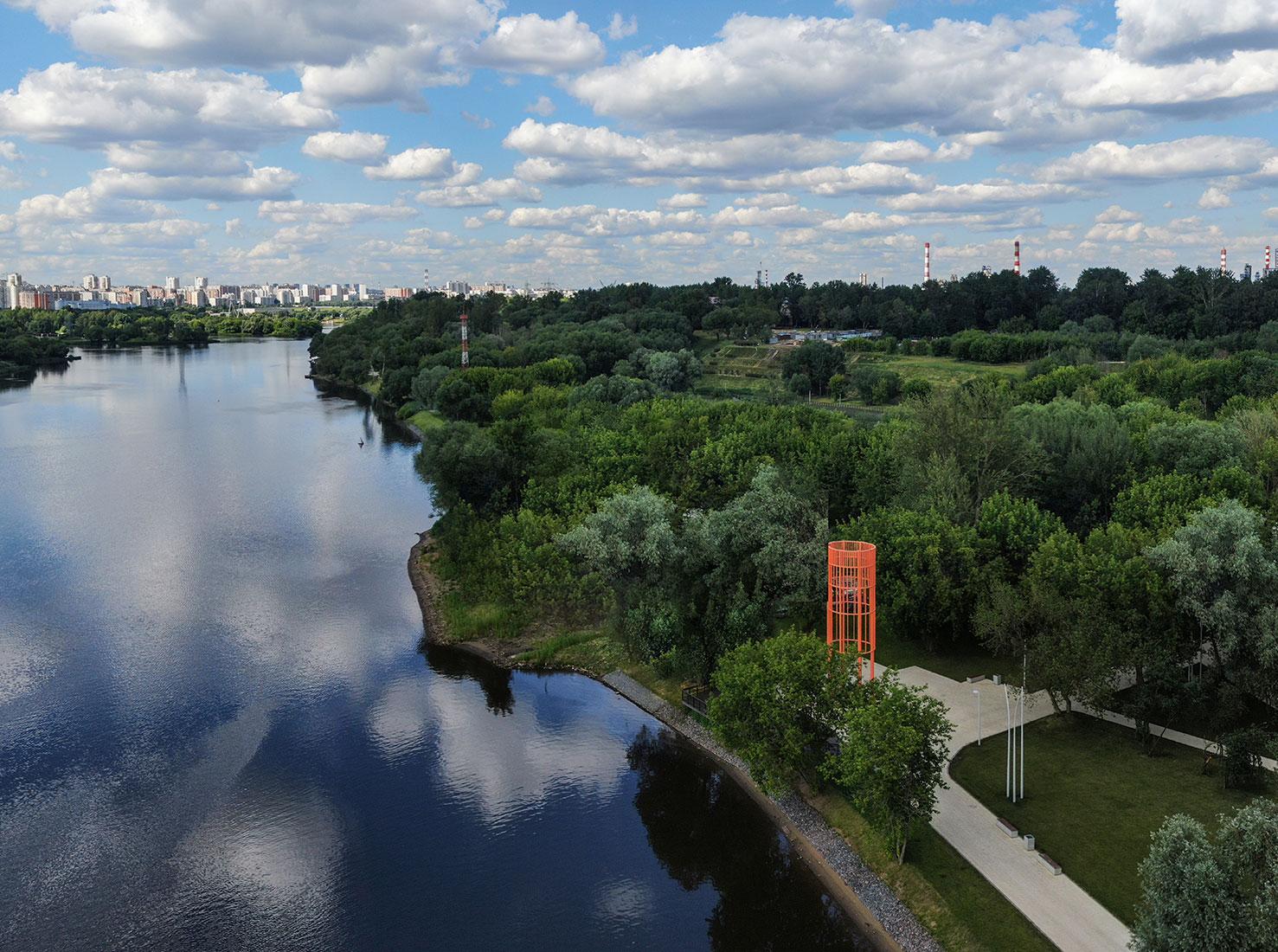 Парки Москвы фото