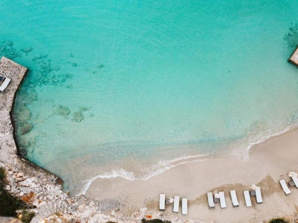 Отель Minos Beach Art фото
