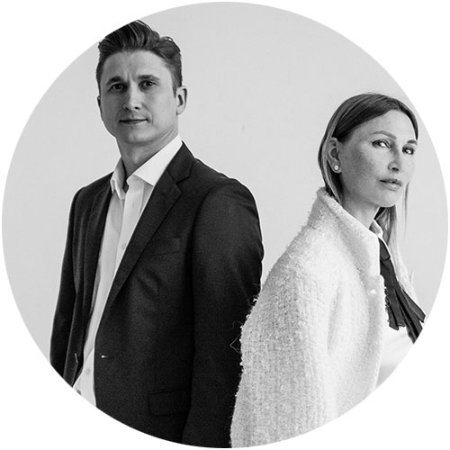 Елена Спиридонова и Роман Андрусенко фото