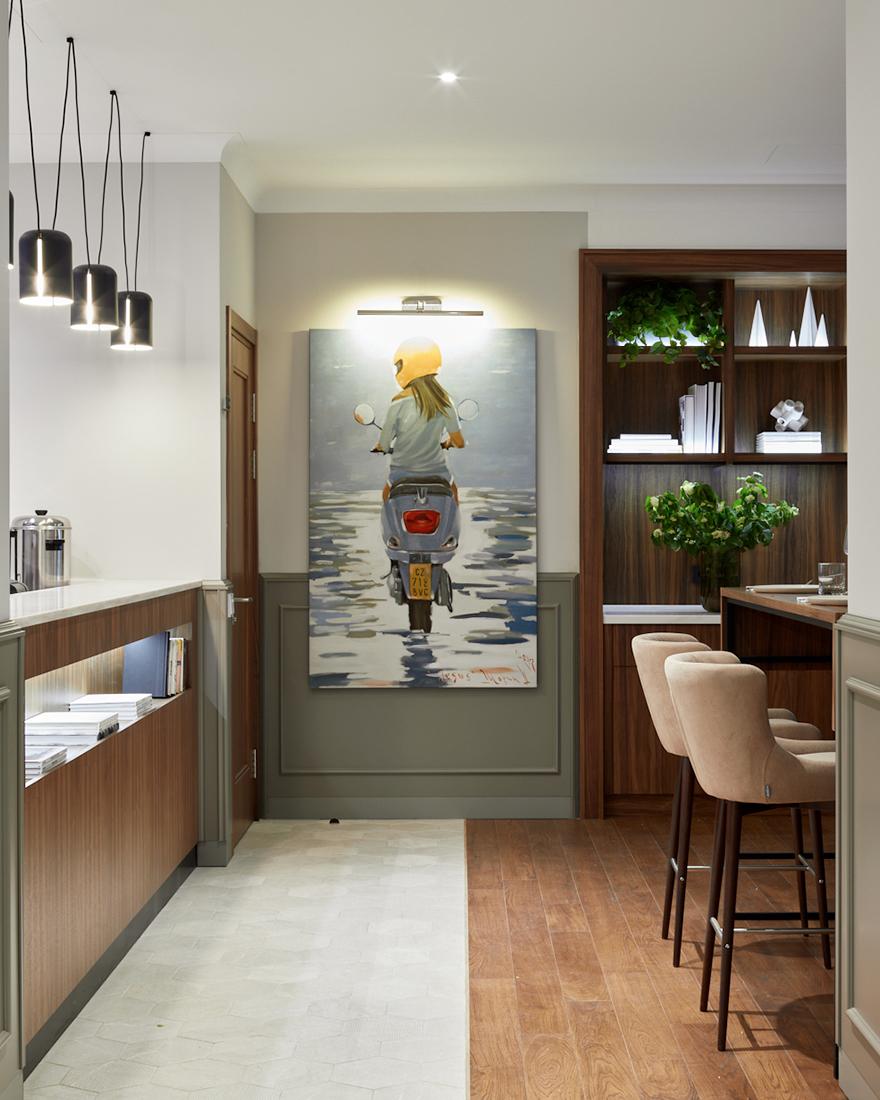 Дизайнерские отели в Москве фото