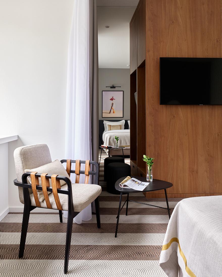 Дизайнерские отели Москвы фото