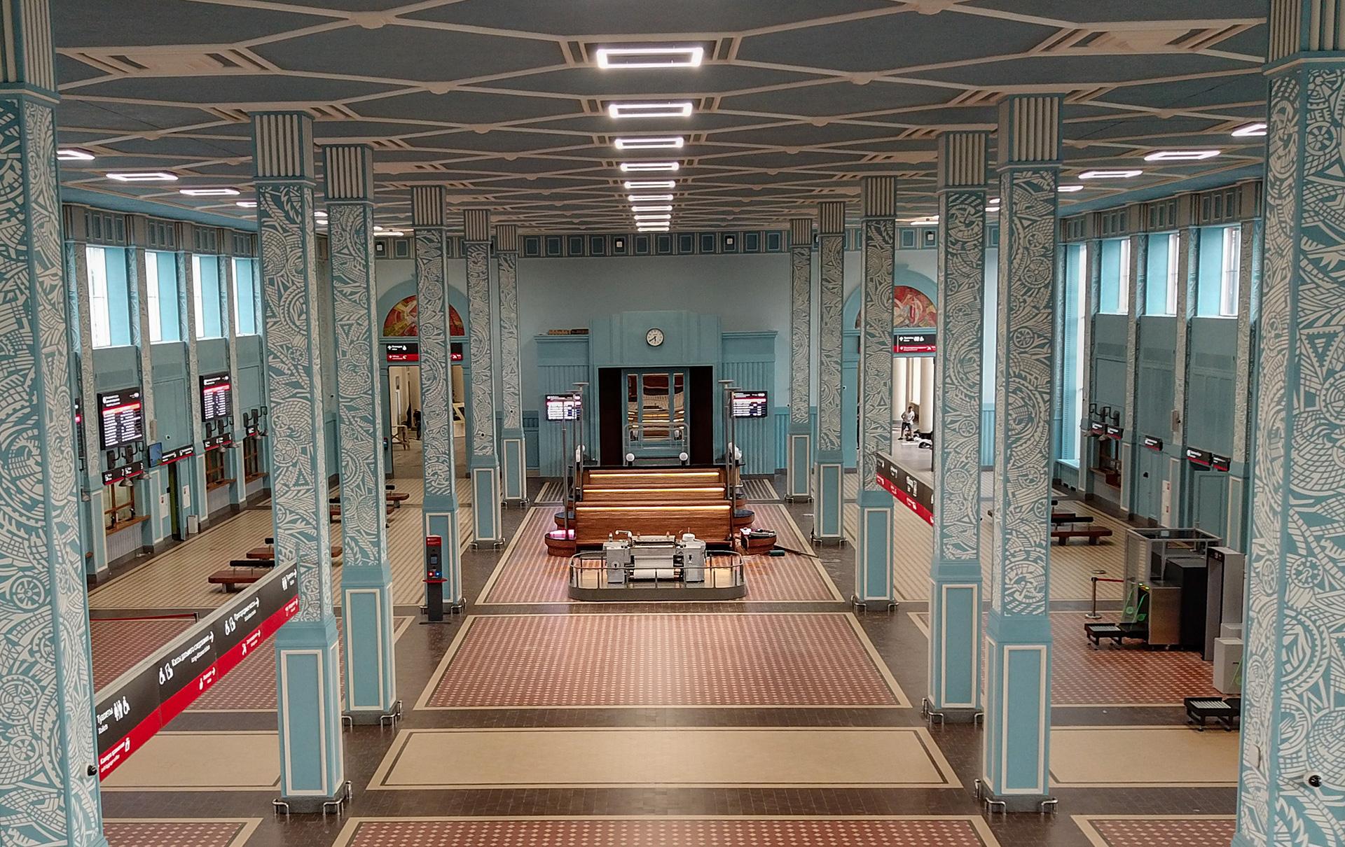 Иваново вокзал фото