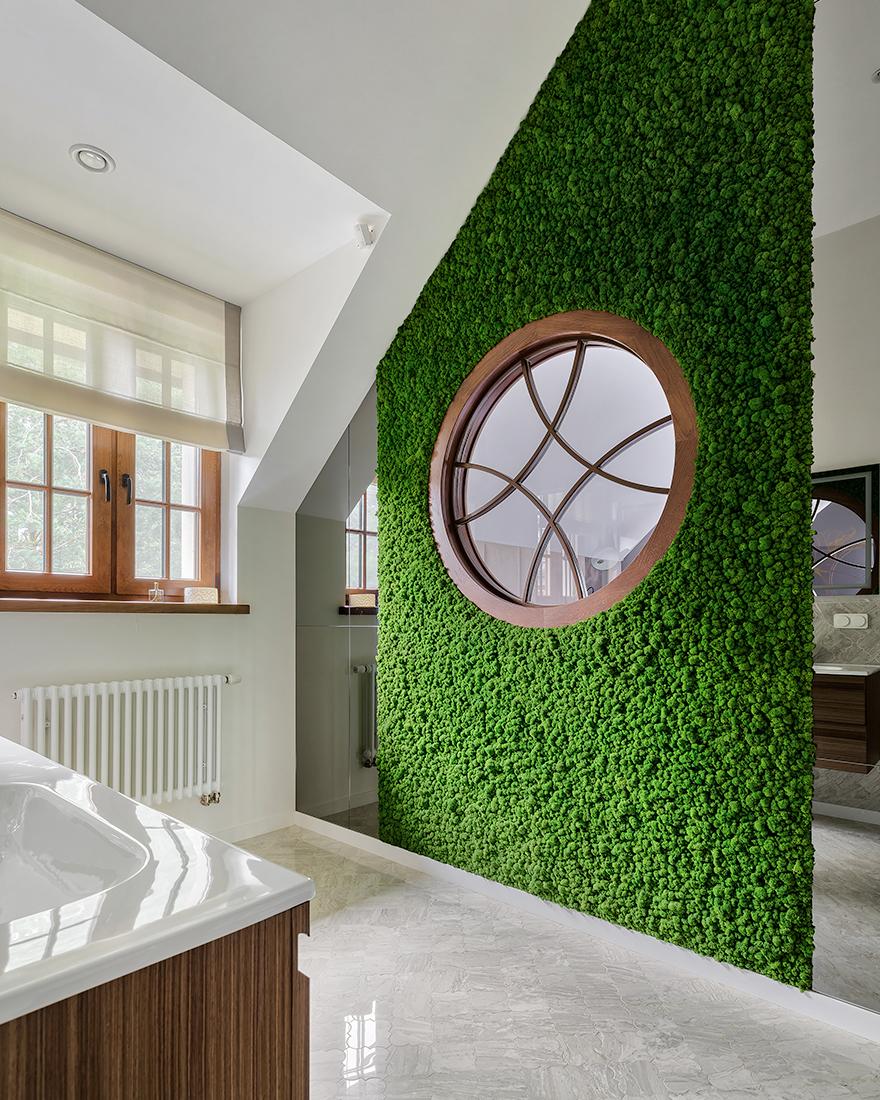 Загородный дом дизайн фото