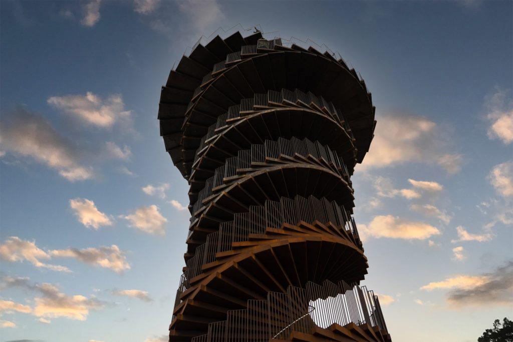 Смотровая башня фото