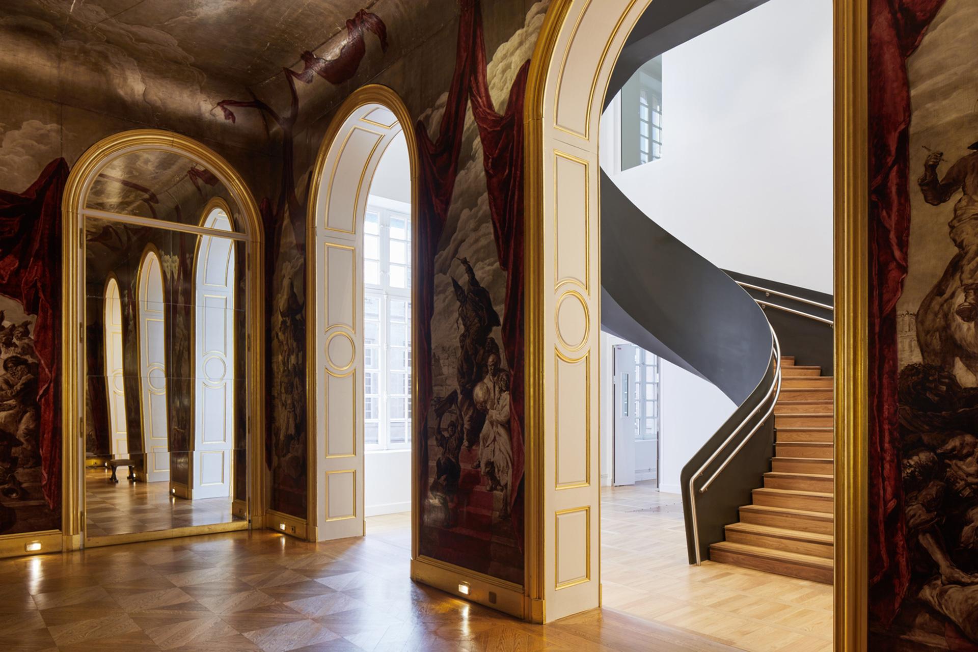 Snøhetta: реконструкция музея Карнавале в Париже