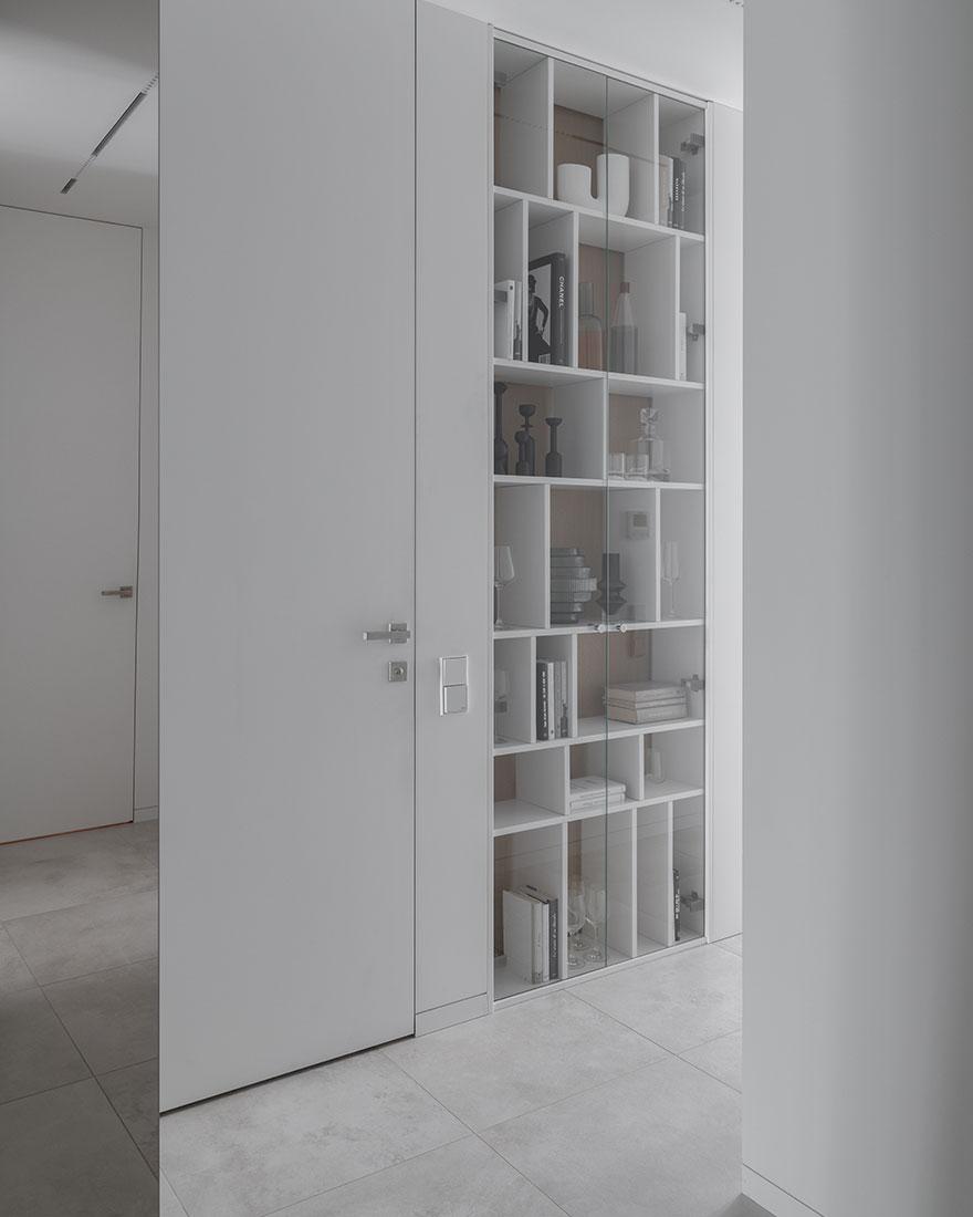 Белый интерьер фото