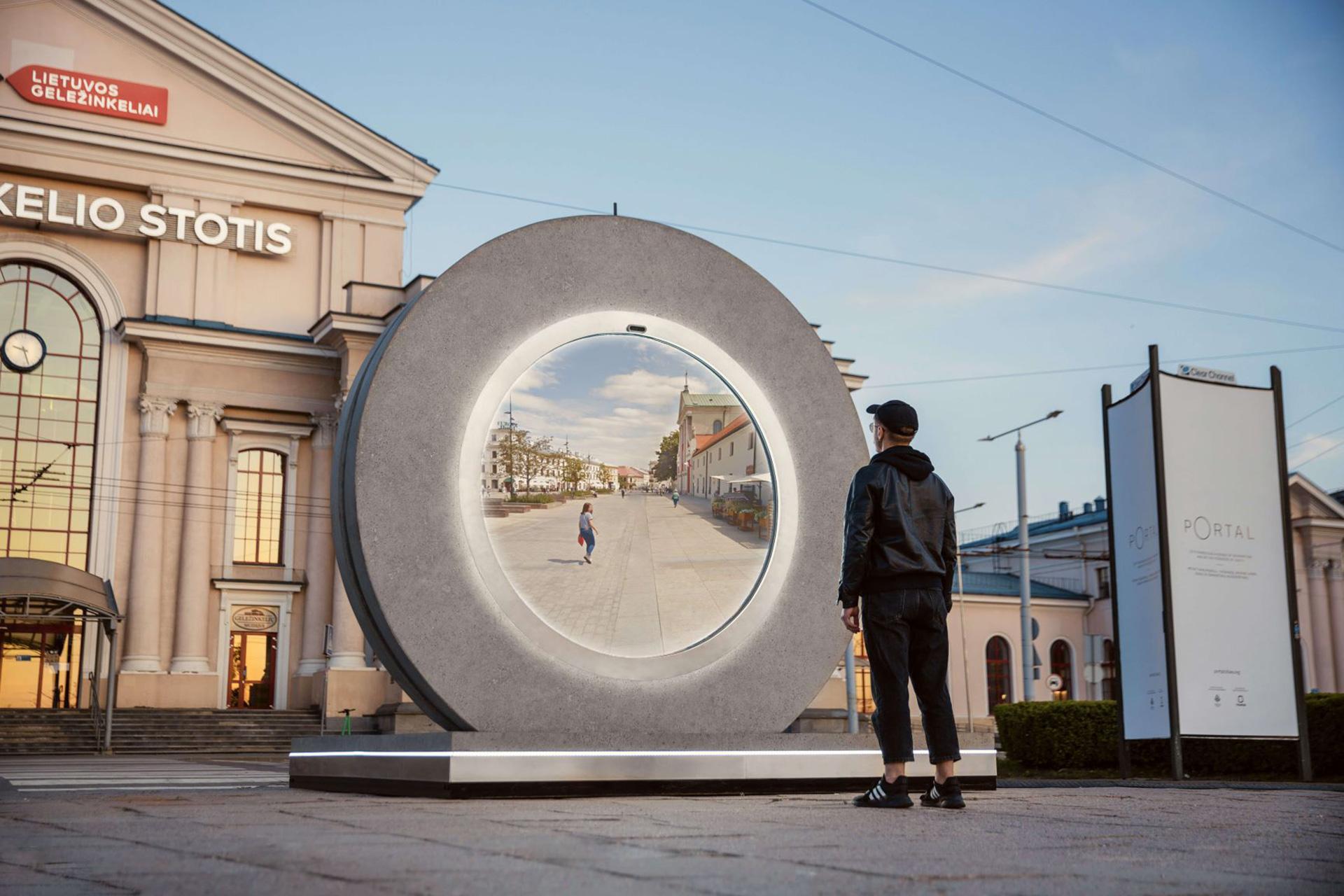 Инсталляция фото