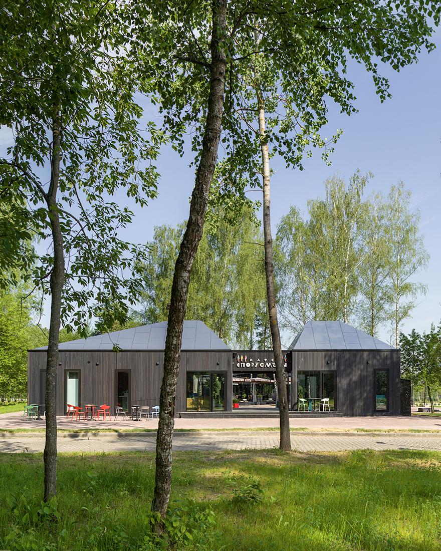 Парк Малевича фото