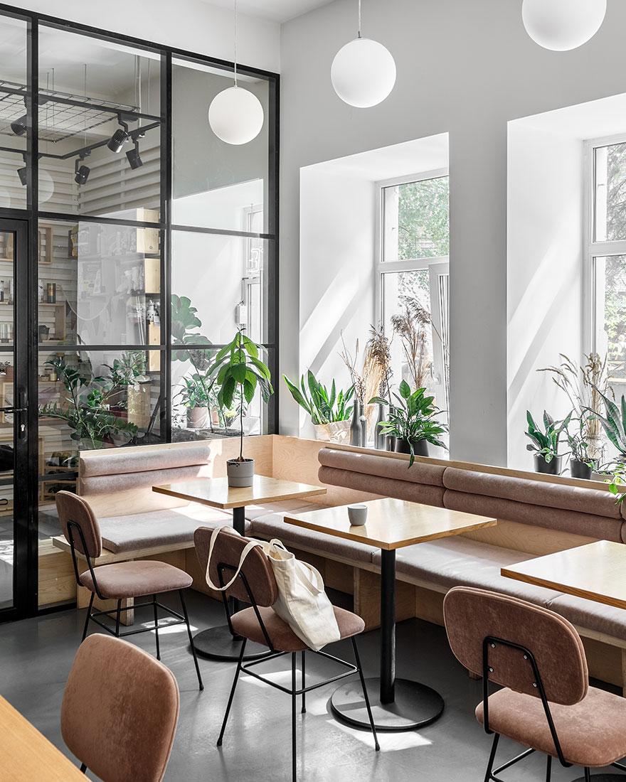 Кафе Петербурга фото