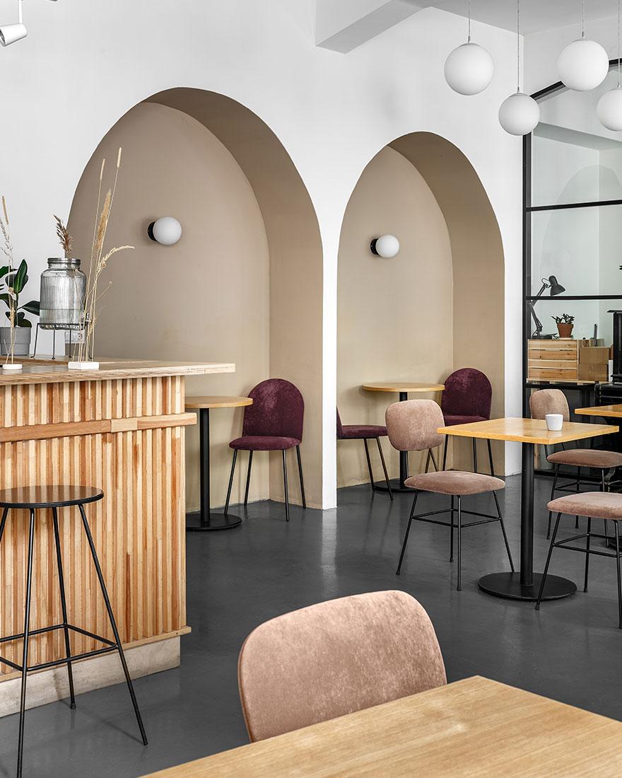 Кафе в Петербурге фото