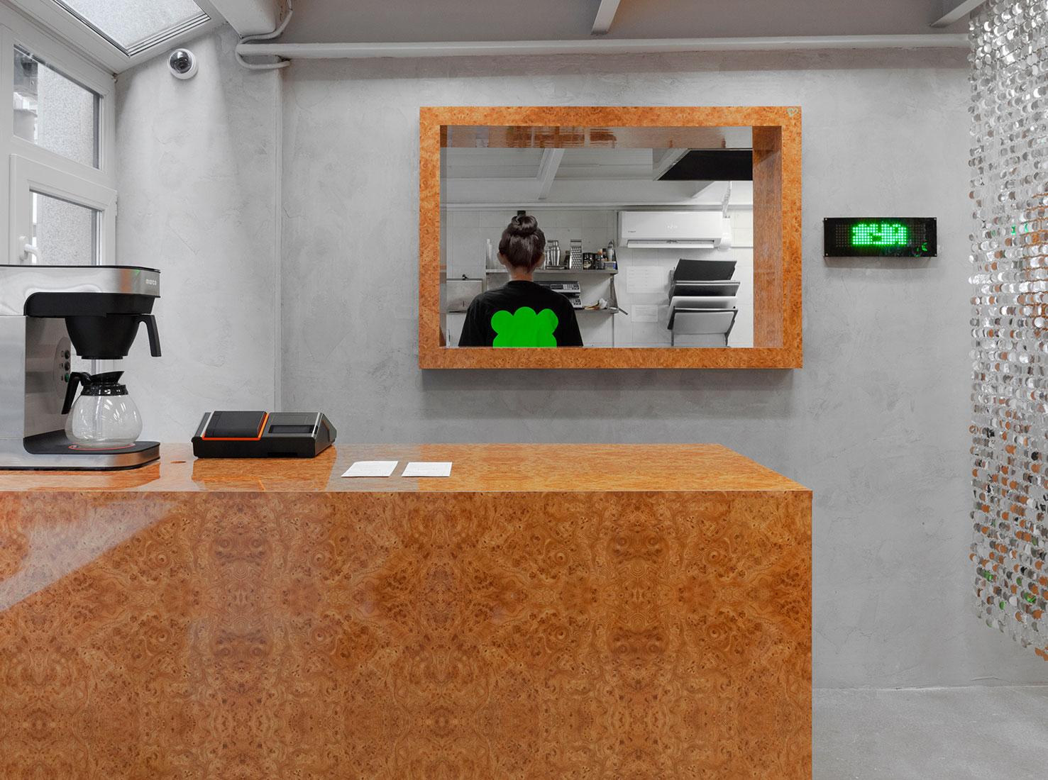 Кафе в Минске фото