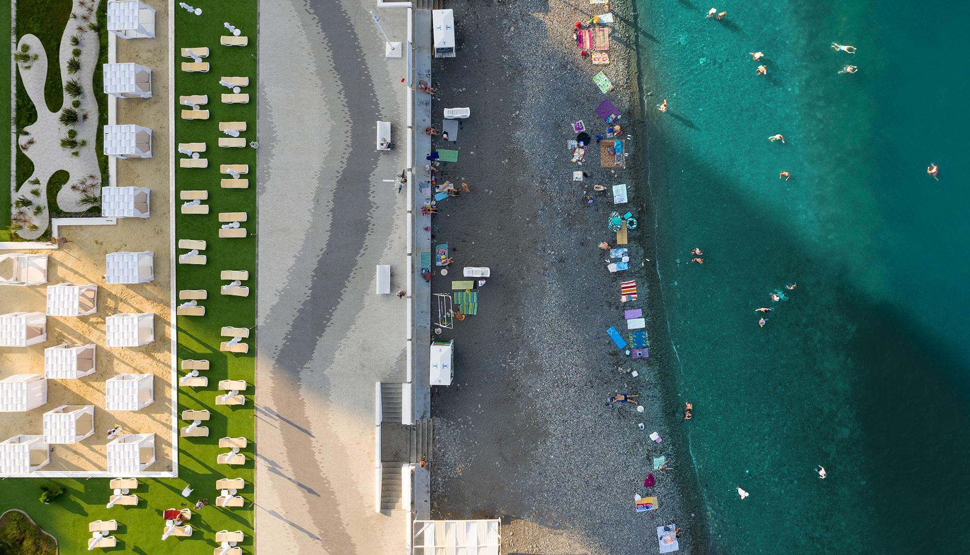 Пляж маяк сочи фото