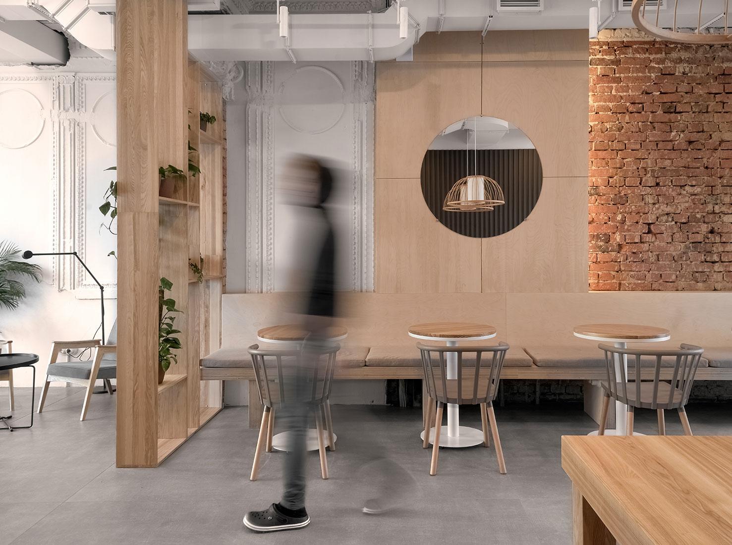 Кафе в Екатеринбурге фото