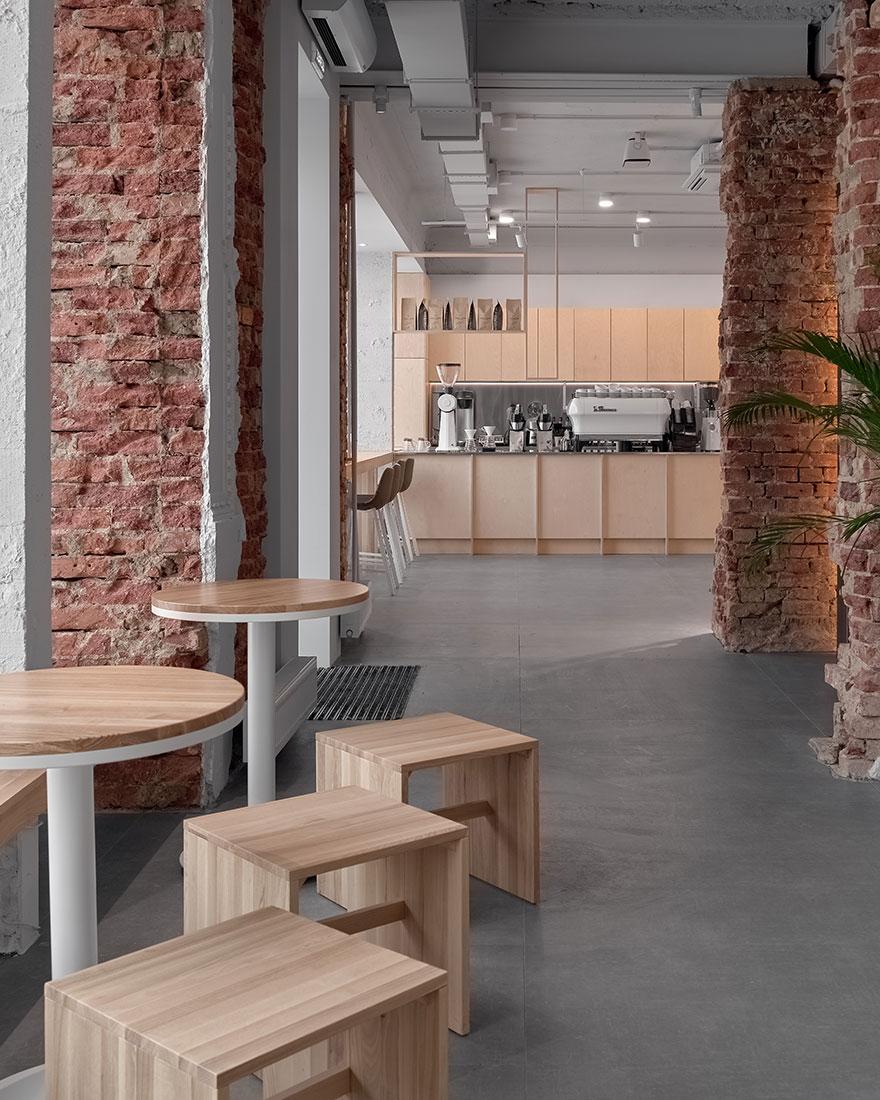 Кофейня Французский пекарь в Екатеринбурге фото