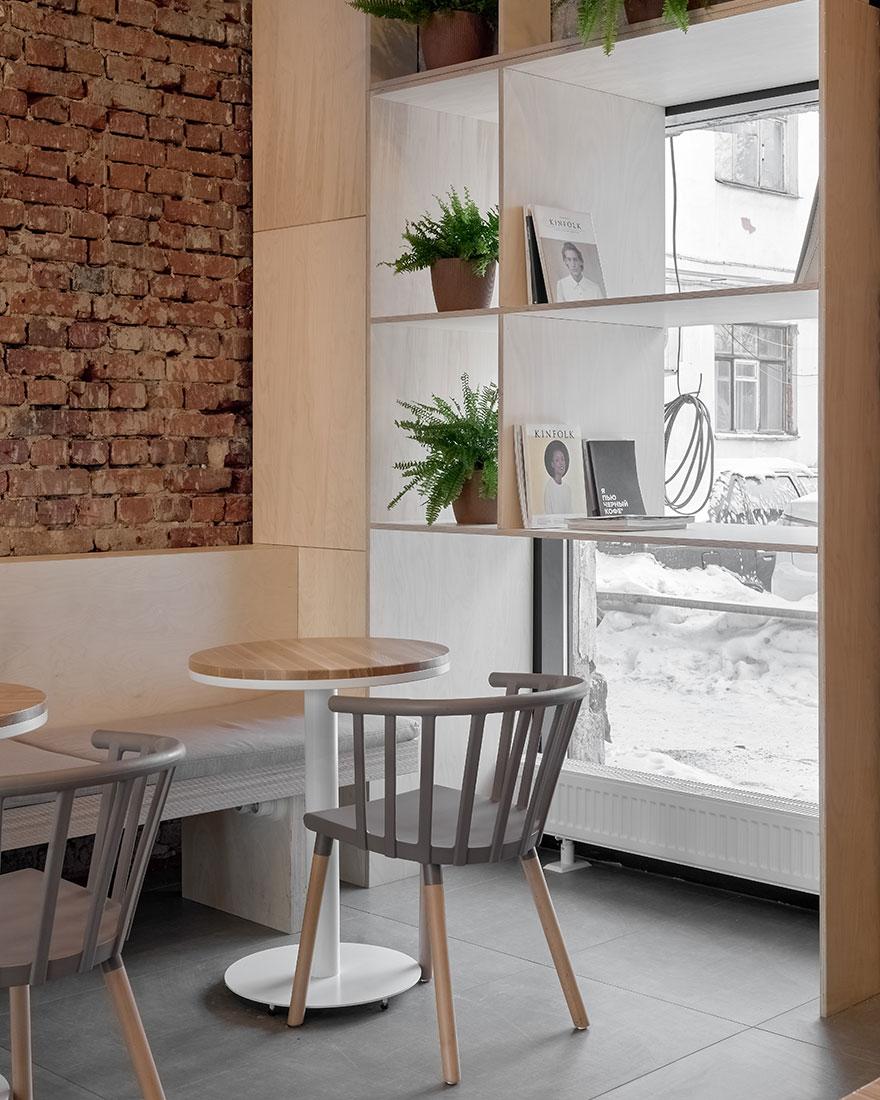 Кафейни в Екатеринбурге фото