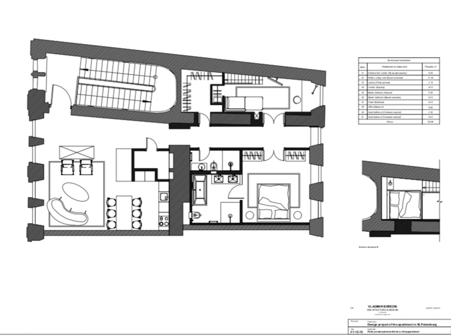 Планировка квартиры 105 кв метров фото