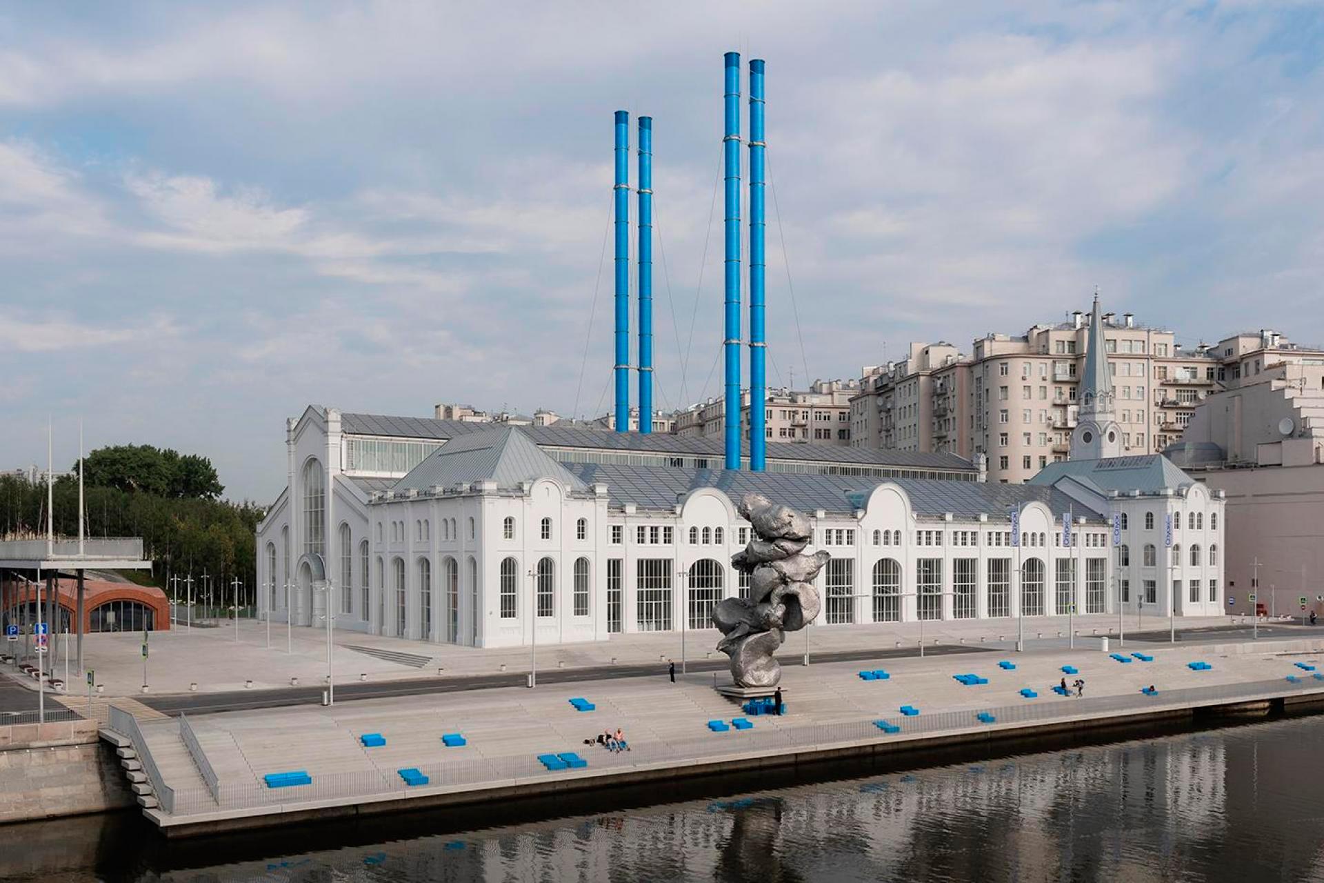 ГЭС-2 фото