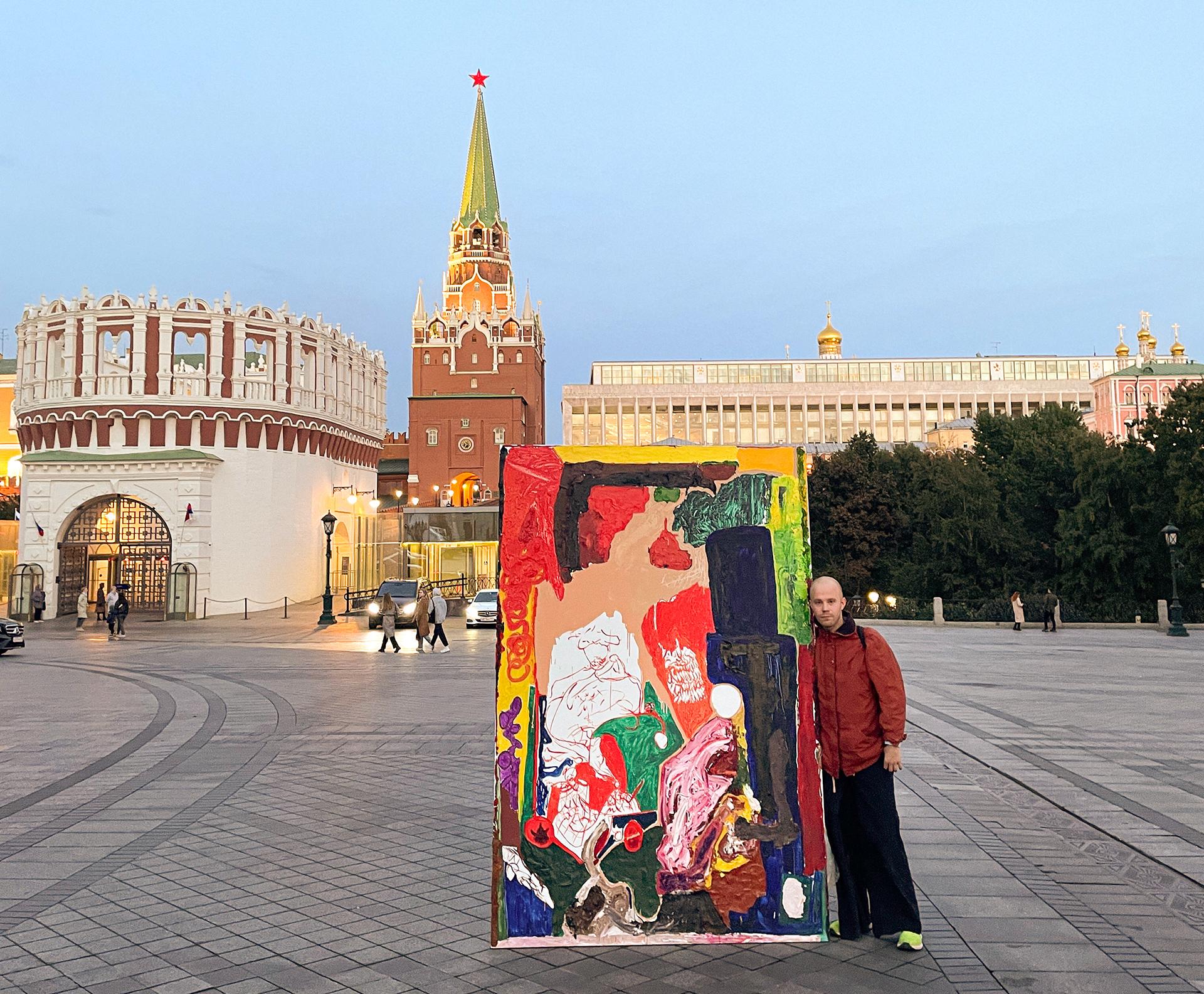 Евгений Музалевский художник фото