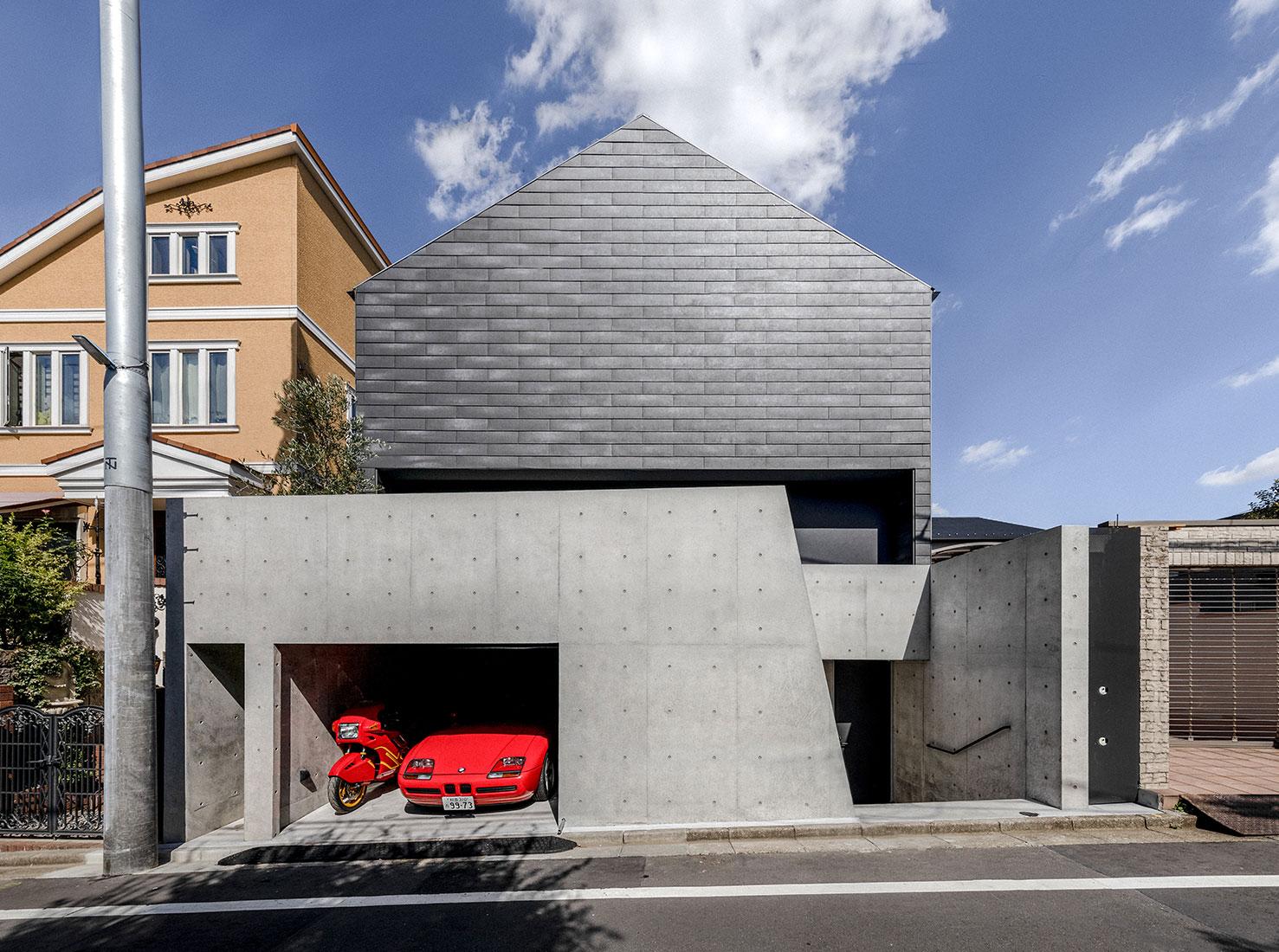 Наоки Терада архитектура фото