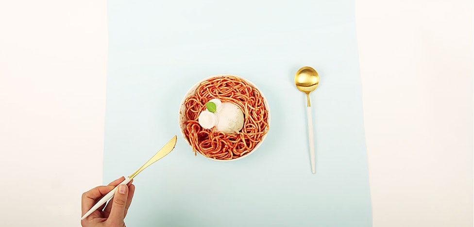 Мари Фогелзанг: много еды — это прекрасно!