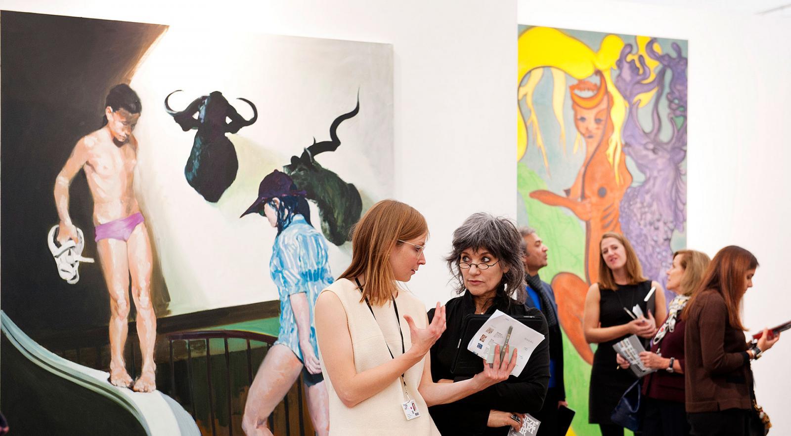 Искусство в интерьере: 7 женщин, которые знают о нем всё