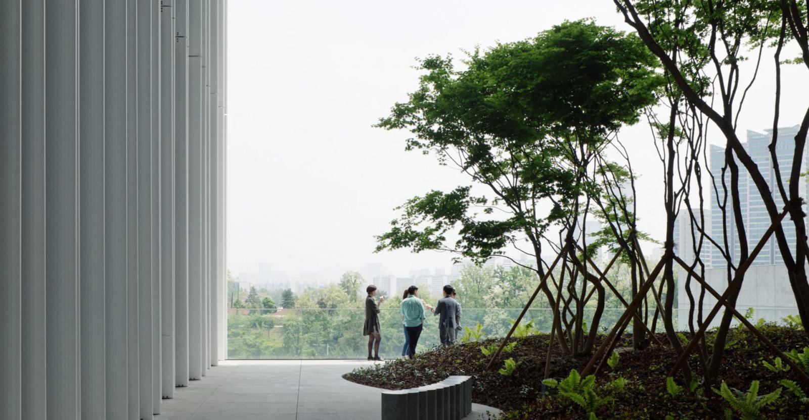David Chipperfield Architects: офис Amorepacific в Сеуле