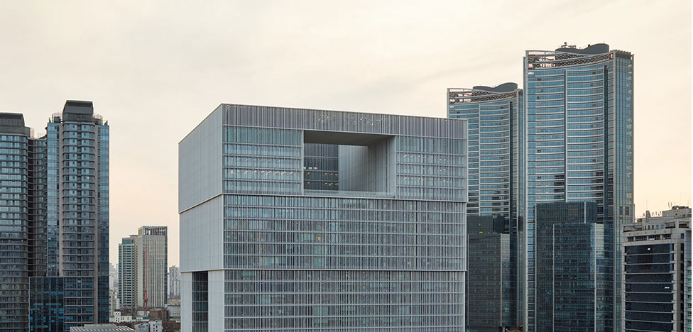 David Chipperfield Architects: офис Amorepacific в Сеуле