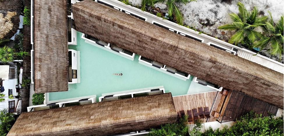 Дизайн и отпуск: 10 лучших отелей со всего мира