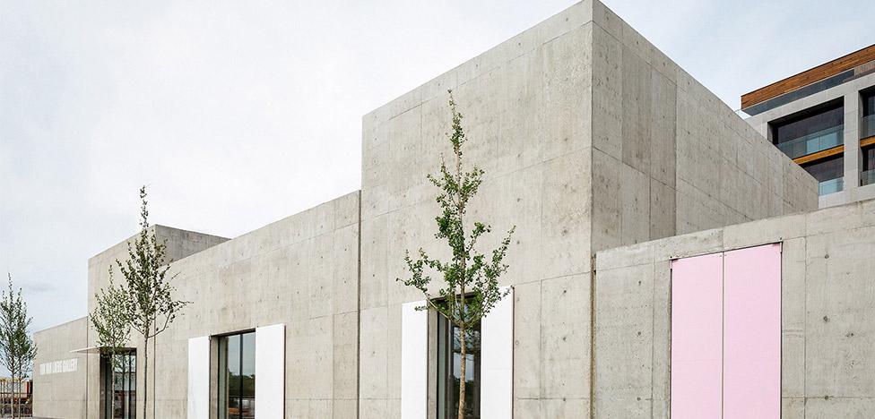 Галерея Tim Van Laere в Антверпене по проекту Office KGDVS