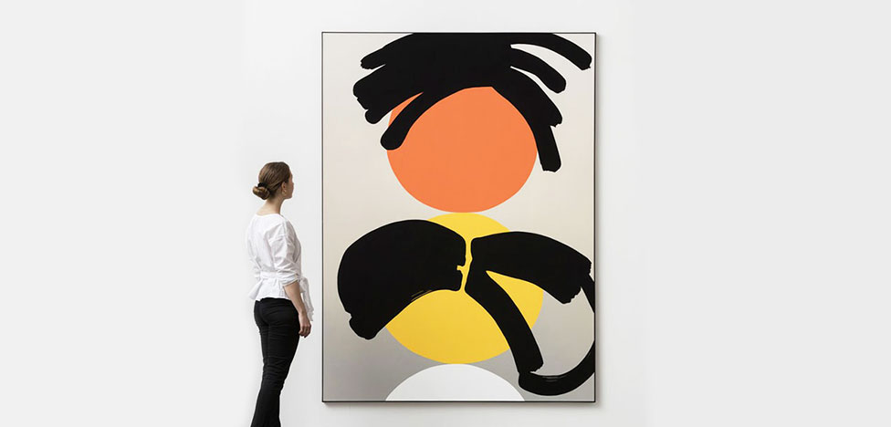 10 больших полотен ярмарки Art Basel
