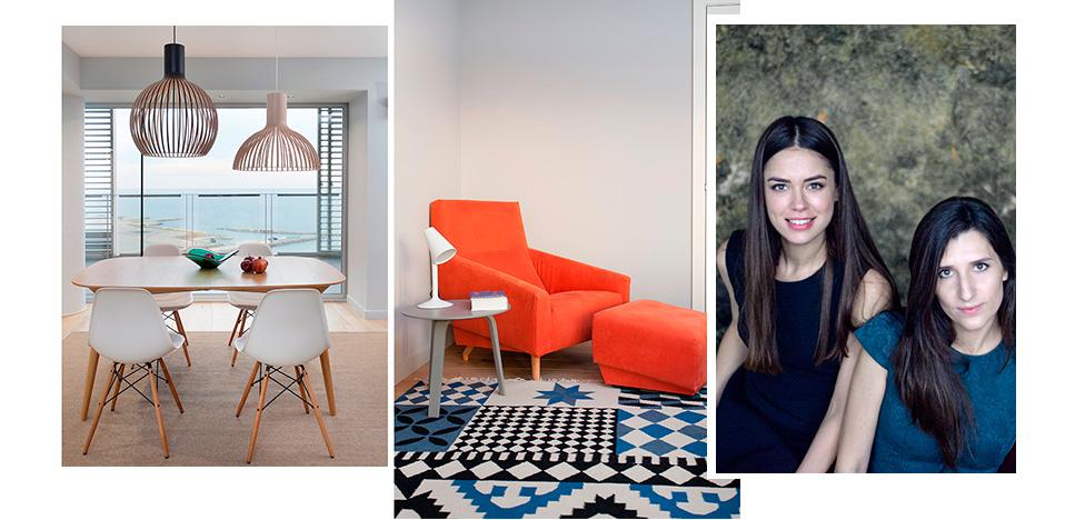 Лилия Кощеева и Мария Степанова: квартира в Барселоне