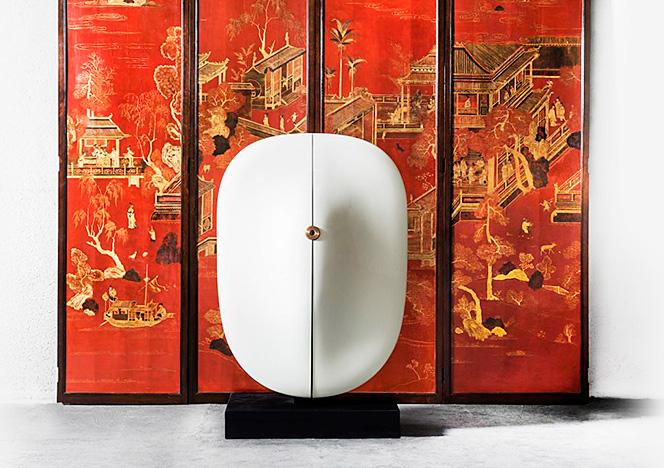 Франсуа Канте-Пакос — новое имя на выставке PAD Paris