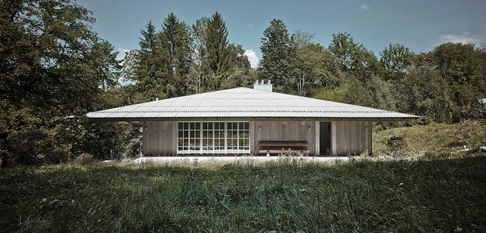 Дом Уго Рондиноне в Швейцарии