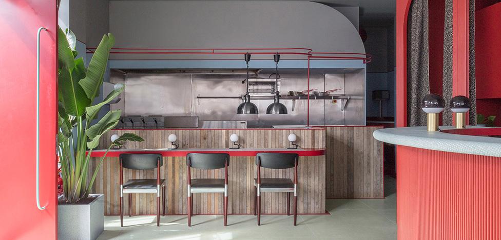 Sella Concept: ресторан Piraña в Лондоне