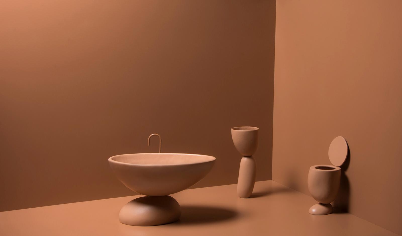 Лига Булмисте: новый взгляд на мебель для ванных комнат